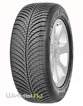 255/55 R18 Goodyear Vector 4 Seasons Gen-2