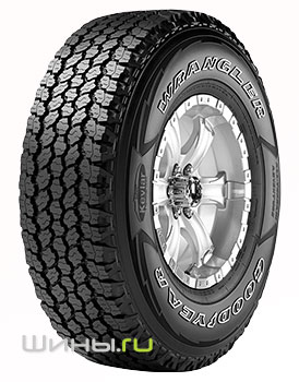 255/55 R19 Goodyear Wrangler A/T Adventure