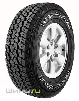 265/75 R16 Goodyear Wrangler A/T Extreme