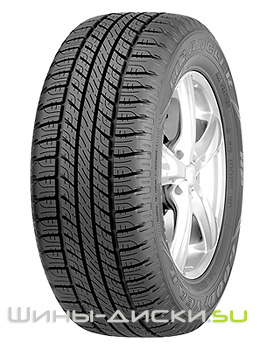 255/55 R19 Goodyear Wrangler HP All weather