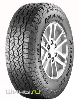 275/45 R20 Matador MP72 Izzarda A/T 2
