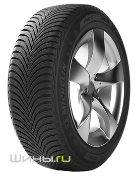 205/55 R17 Michelin Alpin A5