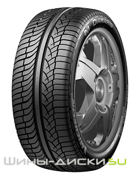 235/65 R17 Michelin 4x4 Diamaris