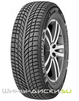 255/55 R18 Michelin Latitude Alpin 2