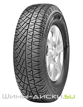 265/60 R18 Michelin Latitude cross