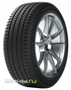 255/55 R19 Michelin Latitude Sport 3