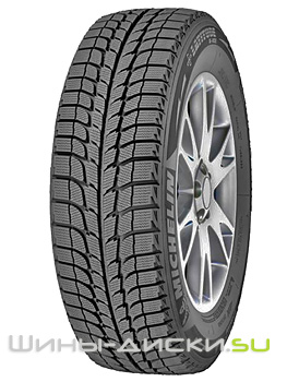 255/55 R18 Michelin Latitude X-ICE