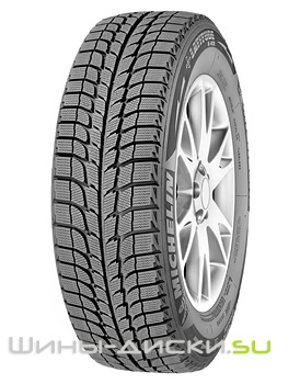 275/55 R20 Michelin Latitude X-ICE 2