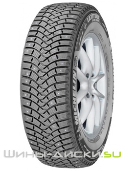 255/60 R18 Michelin Latitude X-ICE North 2