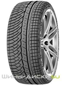 225/55 R17 Michelin Pilot Alpin PA4 Asymmetric