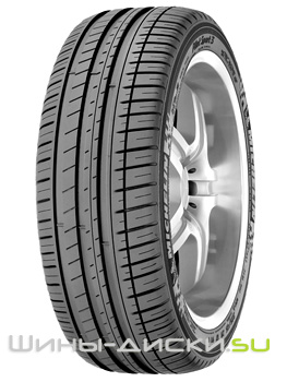 Шины Runflat Michelin Pilot Sport III