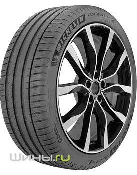 255/60 R18 Michelin Pilot Sport 4 SUV