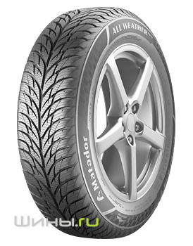 185/55 R15 Matador MP-62 All Weather EVO