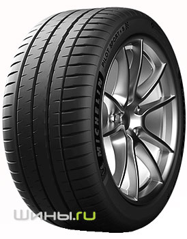 285/35 R19 Michelin Pilot Sport 4 S
