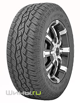 255/55 R18 Toyo Open Country A/T plus