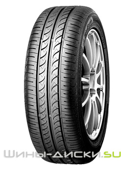 195/60 R15 Yokohama BluEarth AE01