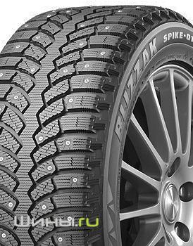 «имн¤¤ шина Bridgestone Blizzak Spike-01 255/55 R19 111T - фото 2