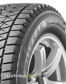 «имн¤¤ шина Bridgestone Blizzak DM-V2 265/65 R17 112R - фото 10